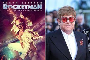 Phim tiểu sử 18+ về 'huyền thoại âm nhạc' Elton John công chiếu tại Cannes 2019