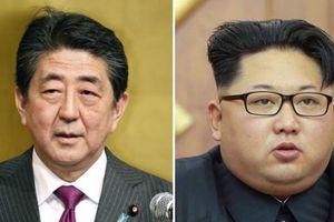 Thủ tướng Nhật Bản muốn đối thoại vô điều kiện với nhà lãnh đạo Triều Tiên
