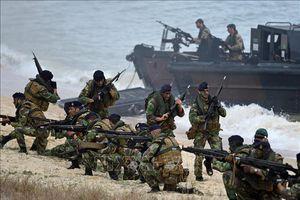 NATO bắt đầu tập trận tại Romania
