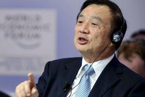 Nhà sáng lập Huawei: Lệnh trừng phạt không phải là vấn đề lớn đối với 'gã khổng lồ viễn thông'