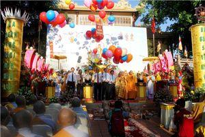 Đà Nẵng: Rực rỡ sắc màu trong Đại lễ Phật Đản Liên Hiệp Quốc Vesak 2019