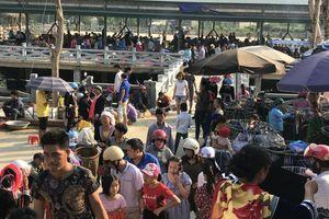 Sắc màu chợ phiên San Thàng đông vui nhất tỉnh Lai Châu
