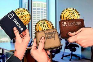 Giá tiền ảo hôm nay (19/5): Đang có 732.982 ví chứa trên 1 Bitcoin