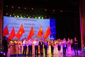 Chương trình nghệ thuật đặc biệt 'Sáng mãi tên Người - Hồ Chí Minh'