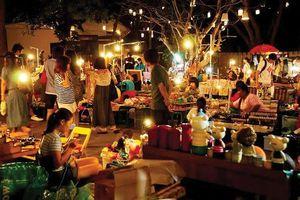 Dạo quanh 5 chợ đêm ấn tượng ở Thái Lan