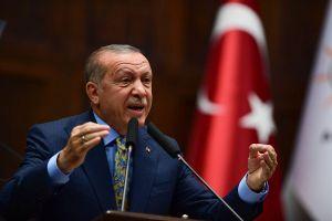 Tin ảnh: Thổ Nhĩ Kỳ vẫn muốn bám vào Nga