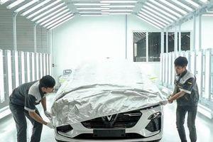 VinFast chạy thử 58 xe Lux, Fadil trong điều kiện giao thông thực tế tại Việt Nam