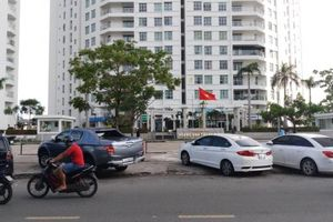 Chung cư Hoàng Anh Thanh Bình 'khẩn cấp đề xuất làm bãi đậu xe cho cư dân'