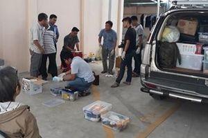 Tiết lộ 'sốc' của nhóm nghi can sát hại 2 người phi tang xác trong bồn nhựa