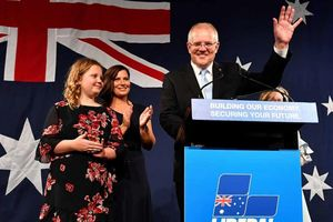 Bầu cử Australia: Đương kim thủ tướng chiến thắng 'thần kỳ'