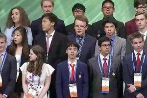Nam sinh Lào Cai giành giải Ba cuộc thi khoa học quốc tế là ai?