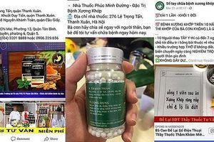 Bộ Y tế: Tình trạng bán thực phẩm online, hàng 'xách tay' rất đáng lo ngại