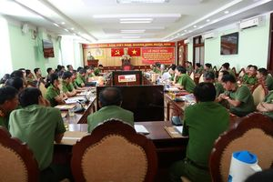Công an tỉnh Đắk Lắk phát động phong trào thi đua đặc biệt