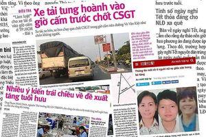 Vụ giết người giấu xác trong bê tông: Dân tin tưởng công an