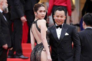 Ngọc Trinh - khách vô danh khoe thân lố lăng trên thảm đỏ LHP Cannes