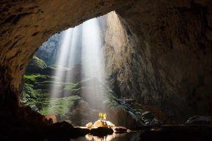 Kích thước thật của Sơn Đoòng khi được nối với hang Thung