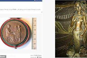 Đau lòng khi cổ vật được rao bán trên mạng