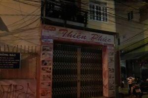 Bắt cơ sở massage phục vụ mại dâm cho khách nước ngoài ở Nha Trang