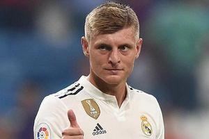 Tin nóng chuyển nhượng ngày 20.5: Toni Kroos chốt tương lai với Real