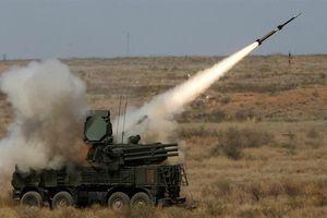Pantsir-S1 bắn hạ 4 UAV Israel lúc bị chỉ trích