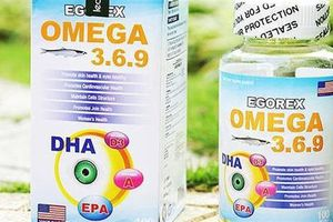 Cẩn trọng quảng cáo TPBVSK Vina Tảo, Egorex Omega 3.6.9