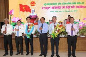 Phê chuẩn Phó Chủ tịch UBND tỉnh Đồng Tháp