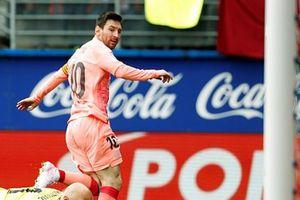 Giành Pichichi lần thứ 6, Messi lại tạo ra vô số kỷ lục