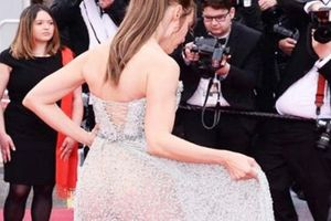 Sự xuất hiện của những người mẫu vô danh và nạn mại dâm ở LHP Cannes