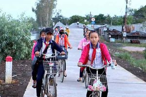 Miệt rừng U Minh sau 40 năm xây dựng và đổi mới