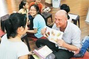 Những lớp học ngoại ngữ miễn phí