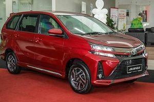 Toyota Avanza 2019 giá 452 triệu tại Malaysia, chờ về Việt Nam