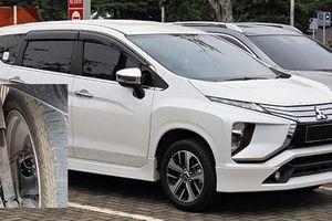 Sau lỗi bơm xăng, khách 'tố' Mitsubishi Xpander chảy dầu
