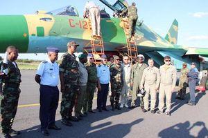 12 máy bay Su-30K được dự đoán tới VN đã có chủ