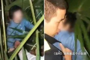 Bé gái 5 tuổi rơi từ lan can tầng 1, hình ảnh camera mới tiết lộ điều không ngờ