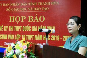 Thanh Hóa điều động gần 5.000 cán bộ tham gia công tác coi thi THPT Quốc gia