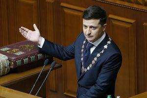 Tân TT Zelensky hứa làm hết sức để 'người Ukraine không phải khóc'