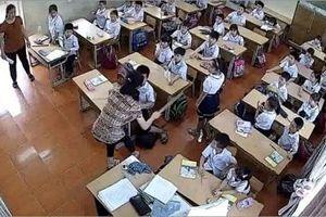 Hải Phòng: Buộc thôi việc cô giáo đánh học sinh và công khai xin lỗi phụ huynh