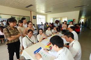 Hơn 900 chỉ tiêu tuyển dụng cho sinh viên Sư phạm