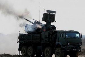 Hệ thống phòng không Nga đẩy lùi các cuộc tấn công vào căn cứ không quân Khmeimim