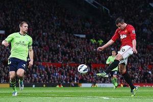 Tim bạn có loạn nhịp như khi thủ môn thấy Robin van Persie chạm bóng?