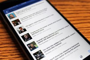 Facebook công bố giao diện News Feed mới