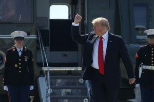 Tổng thống Trump nói Trung Quốc không thể vượt Mỹ khi ông cầm quyền