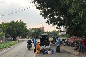 Đi bán vé số, một người phụ nữ bị xe máy tông tử vong