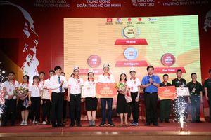 TP Hồ Chí Minh vô địch Hội thi 'Ánh sáng soi đường'