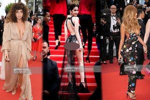 Thảm đỏ Cannes ngày 6: 'Hở bạo' như Ngọc Trinh vẫn thua một mỹ nhân