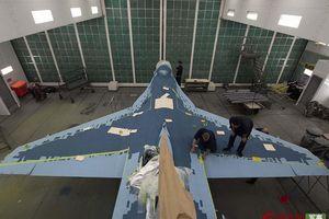 F-16 được Mỹ 'thay áo' giống tiêm kích thế hệ năm Su-57 Nga