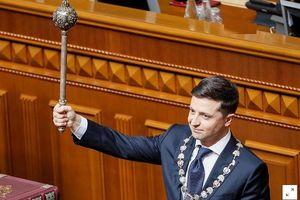 Tân tổng thống Ukraine tuyên bố sẽ giải thể quốc hội