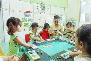 Các trường mầm non ở Sài Gòn giữ trẻ hè từ ngày 17/6