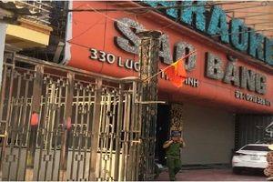 Nam Định: Nổ súng tại quán karaoke, 3 người thương vong