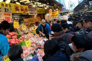 Kinh tế Nhật Bản: Chỉ số tăng trưởng tốt hơn dự báo